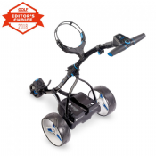Motocaddy S5 CONNECT Electric Golf Trolley